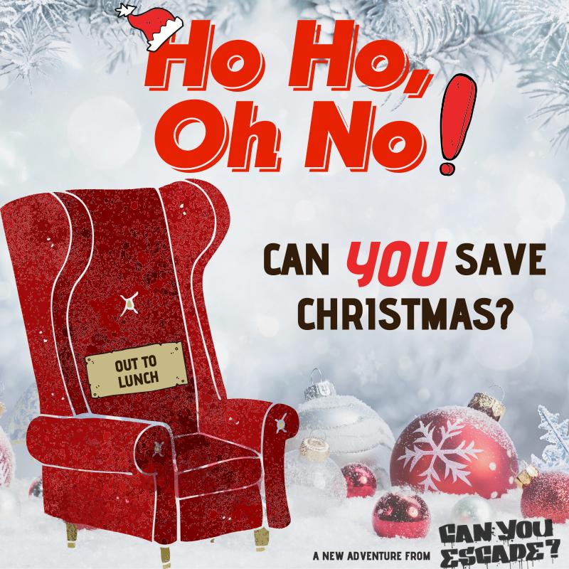 Ho-ho-oh No!